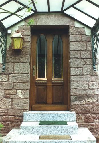 restaurierte und wieder eingebaute historische haust r t rma e und zeitstil pa ten. Black Bedroom Furniture Sets. Home Design Ideas
