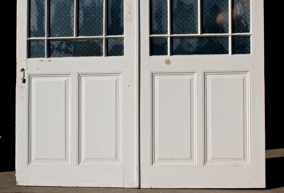 breite fl gelt r ein angebot aus der rubrik mehrfl gelige historische t ren mit gro em. Black Bedroom Furniture Sets. Home Design Ideas