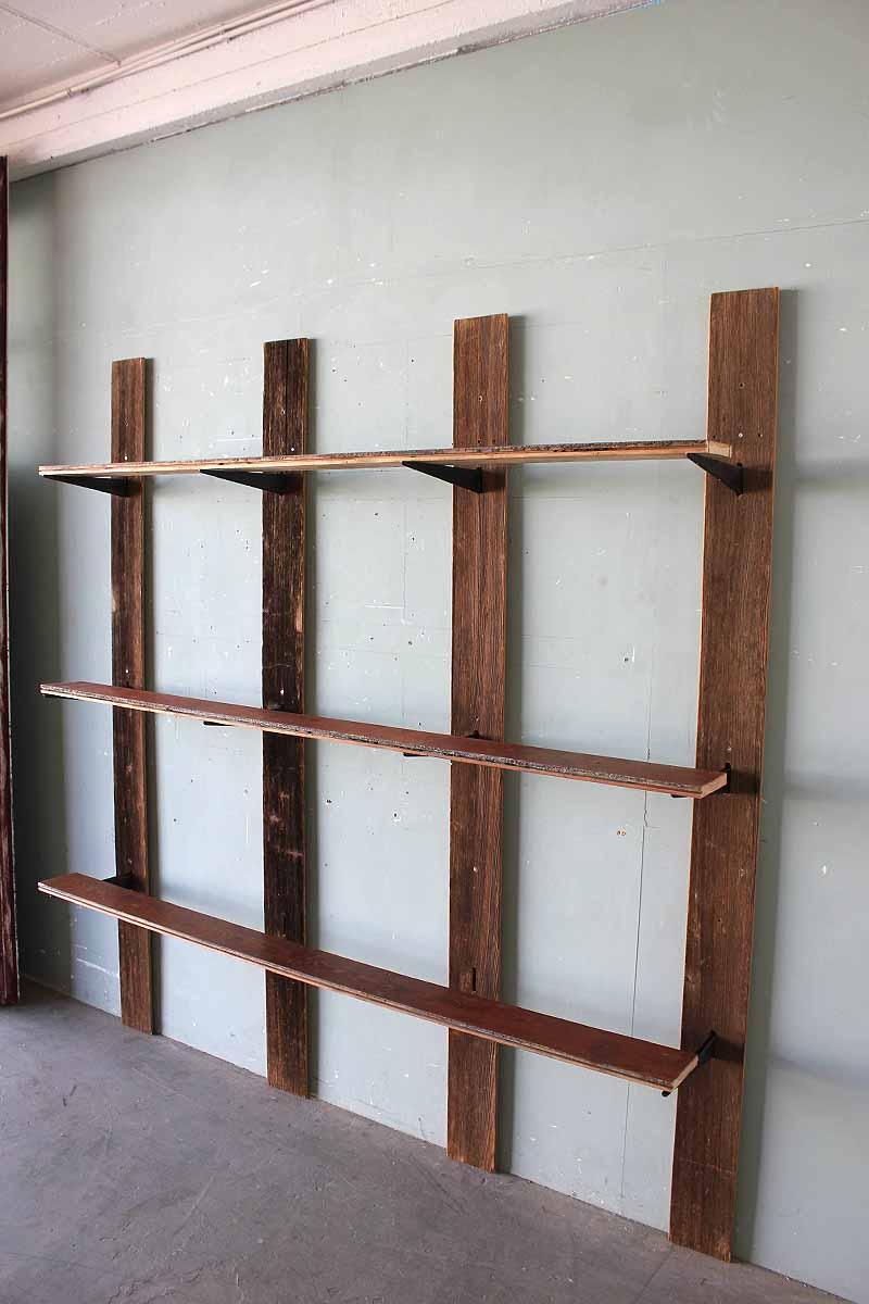 regal aus altholz ein angebot aus der rubrik mobiliar f r innen und au en von florian. Black Bedroom Furniture Sets. Home Design Ideas