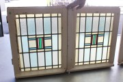 Art-Deco Fenster