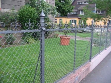 Beste Antiker Maschendraht Zeitgenössisch - Elektrische ...