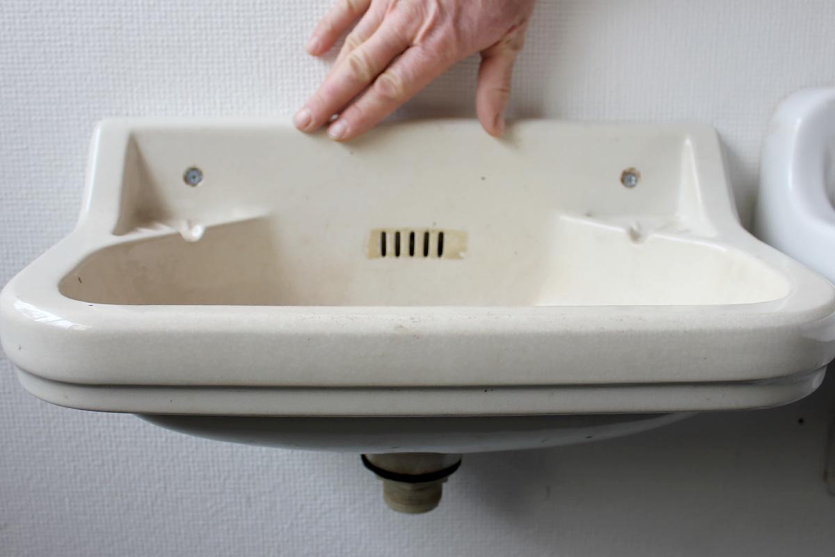 Niedliches Kleines Handwaschbecken Für Zb Gäste Wc Waschbecken