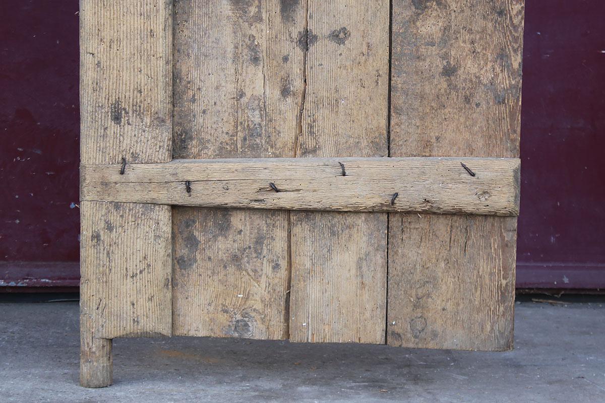 alte schwarzwälder wendebohlentüre | ein angebot aus der rubrik